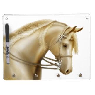 Favorite Riding Horse Dry Erase Board