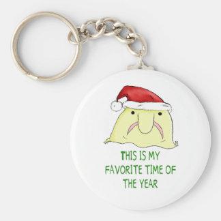 Favorite Season Keychain