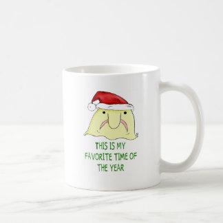 Favorite Season Classic White Coffee Mug