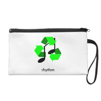 Favorite Song Rhythm Wristlet