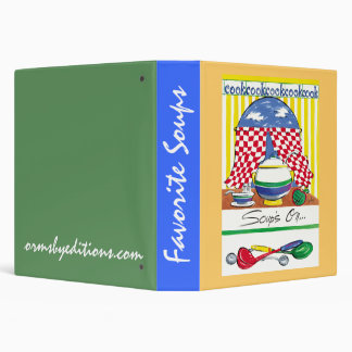 Favorite soups- binder
