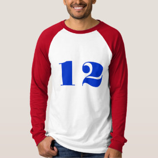 Favorite Sports Hero Jersey template T-Shirt