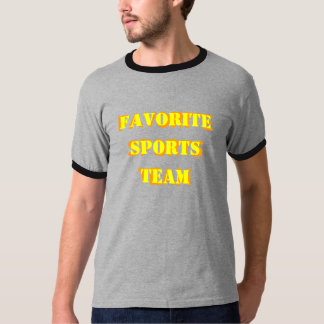 Favorite Sports Team Shirt