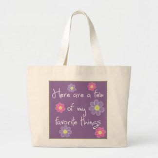 Favorite Things Bag