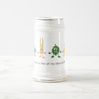 Favorite Things - Beer Stein