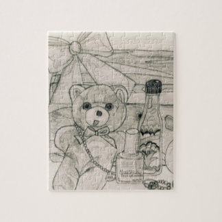 Favorite Things Drawing Jigsaw Puzzle