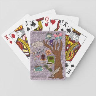 Favorite Things Poker Deck