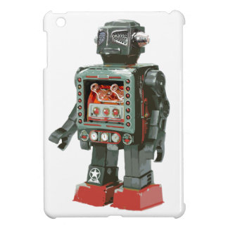 Favorite Toy Robot w Canons iPad Mini Covers