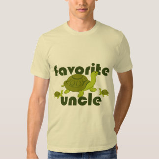 Favorite Uncle Tee Shirt