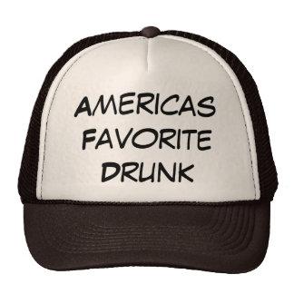 Favorito de Américas bebido Gorros
