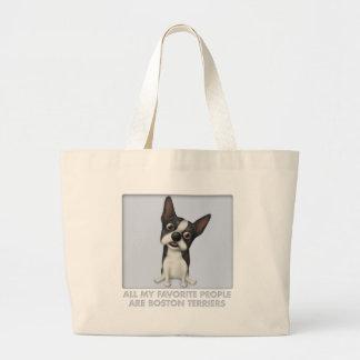 Favorito de Boston Terrier Bolsas