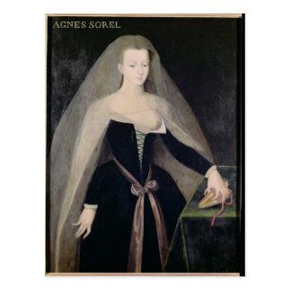 Favorito de Inés Sorel de Charles VII Postales