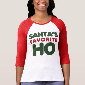 Favorito de Santas Ho Tee Shirts