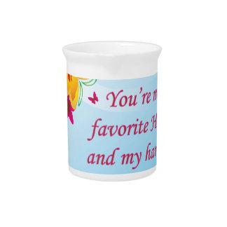 Favorito hola lo más difícilmente posible adiós jarra para bebida