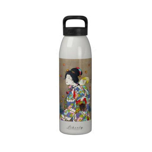 Favoritos de Nobukazu Yosai del amor hermoso de la Botellas De Beber