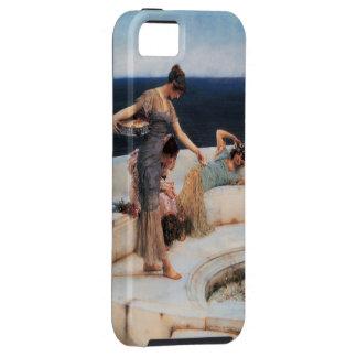 Favoritos de plata de Lawrence Alma-Tadema iPhone 5 Case-Mate Cárcasas