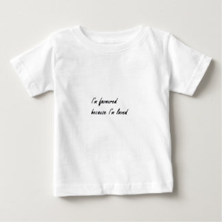 favoured and loved range baby T-Shirt