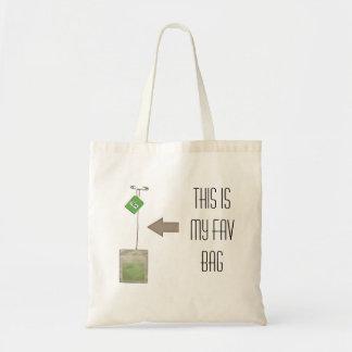 Favourite (tea) bag