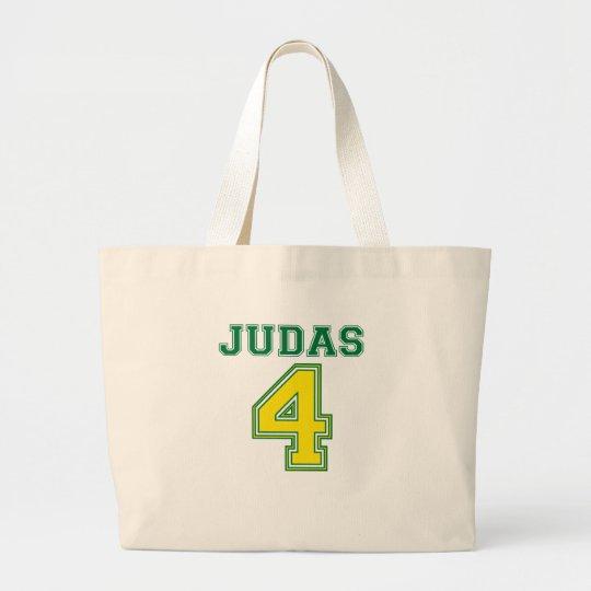 Favre Judas Bolsa De Tela Grande