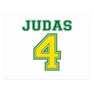 Favre Judas Postcard