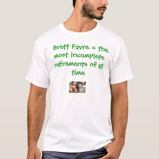 Favre Sucks T-Shirt