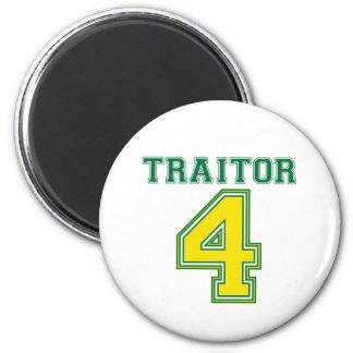 Favre Traitor 2 Inch Round Magnet