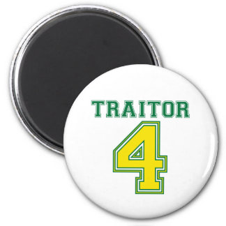 Favre Traitor Refrigerator Magnets