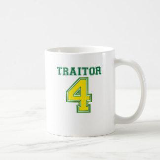 Favre Traitor Coffee Mugs