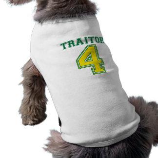 Favre Traitor Pet T Shirt