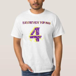 FAVREVER YOUNG 1 T SHIRT