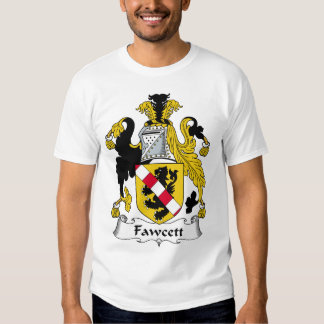 Fawcett Family Crest Shirts