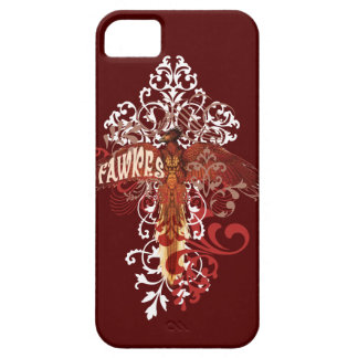 Fawkes Spread Wings iPhone SE/5/5s Case