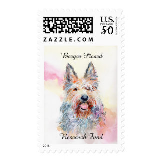 Fawn Berger Picard Postage stamps