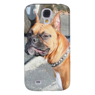 Fawn boxer dog  iphone G3 Speck Case