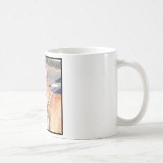 Fawn Boxer Dog Mug