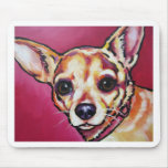 Fawn Chihuahua 2 Mouse Pad