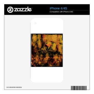 Fawn Decal For iPhone 4