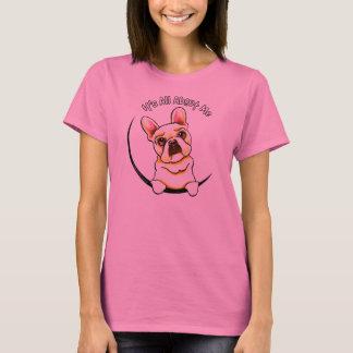 Fawn French Bulldog IAAM T-Shirt