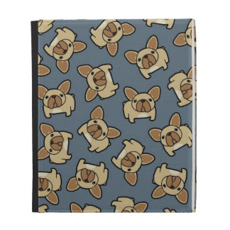 Fawn Frenchie iPad Folio Cover