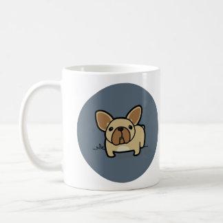 Fawn Frenchie Classic White Coffee Mug