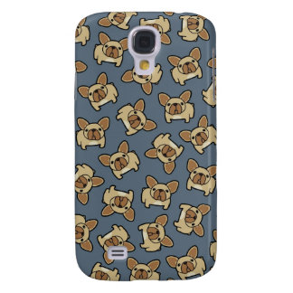 Fawn Frenchie Galaxy S4 Case