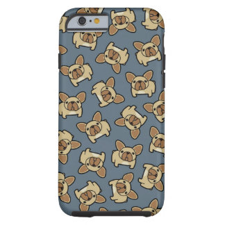 Fawn Frenchie Tough iPhone 6 Case