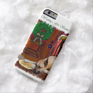 Fawn Great Dane Christmas Barely There iPhone 6 Case