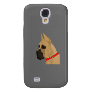 Fawn Great Dane Gifts Samsung Galaxy S4 Case