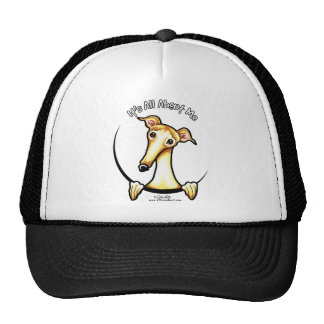 Fawn Greyhound IAAM Trucker Hat