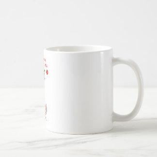Fawn Greyhound Santa I want it All Mug