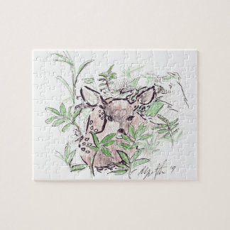 Fawn guest puzzle