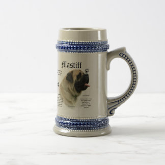 Fawn History Stein
