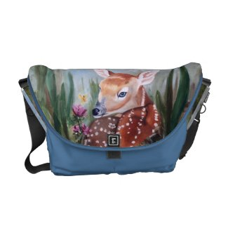 Fawn Innocence Courier Bag