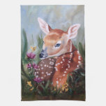 Fawn Innocence Towels